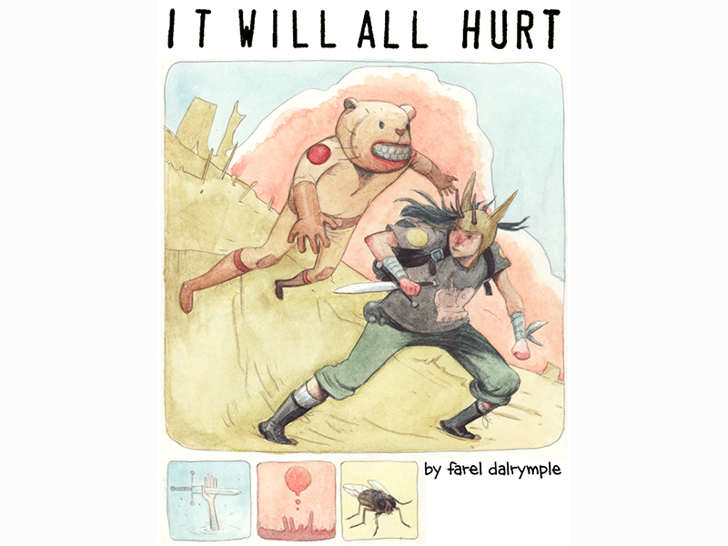 It will all hurt: capitolo 1