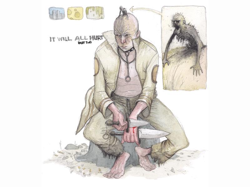 It will all hurt: capitolo 2