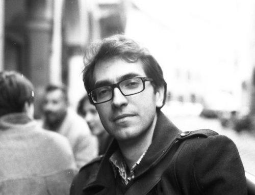 Un discorso sul mondo e un discorso sull'arte: un'intervista ad Alessandro Tota