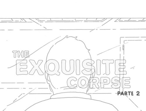 The exquisite corpse: capitolo 2